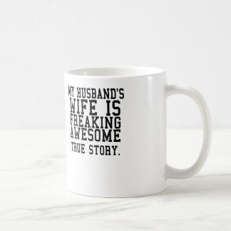 la esposa de mi marido es historia verdadera impre taza