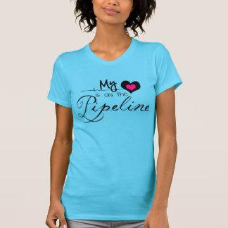 La esposa de PipeLiner - mi corazón está en la Playera
