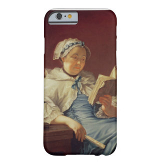 La esposa del artista, 1758 (aceite en lona) funda barely there iPhone 6