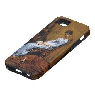 La esposa del artista de Thomas Eakins-The y su Funda Para iPhone 5 Tough