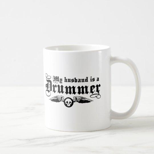 La esposa del batería taza de café