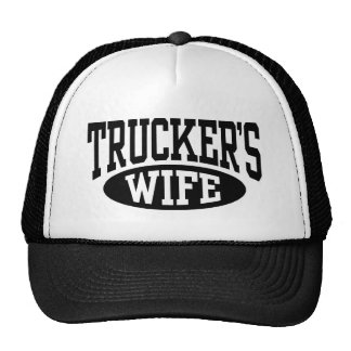 La esposa del camionero gorro