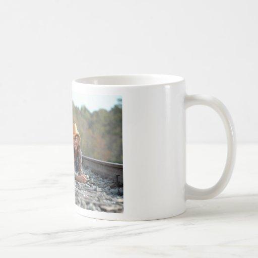 La esquina del caramelo taza de café