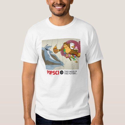 La esta semana de PopSci en el futuro Camisas