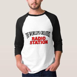La estación de la radio más grande del mundo playera