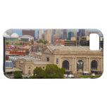 La estación de la unión, centro de Kauffman, cielo iPhone 5 Cases