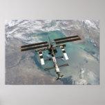 La estación espacial internacional 11 posters
