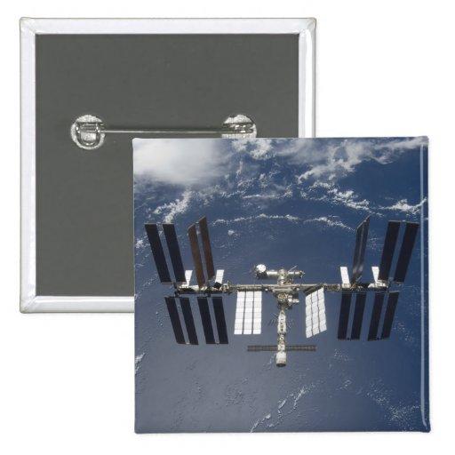 La estación espacial internacional 13