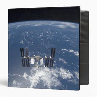 """La estación espacial internacional 14 carpeta 1 1/2"""""""