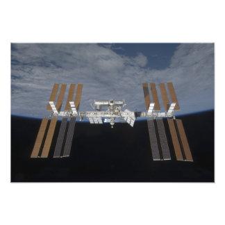 La estación espacial internacional 14 fotografías