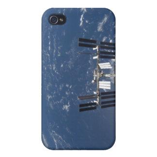 La estación espacial internacional 14 iPhone 4 carcasas