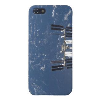 La estación espacial internacional 14 iPhone 5 funda