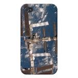 La estación espacial internacional 15 iPhone 4 carcasas