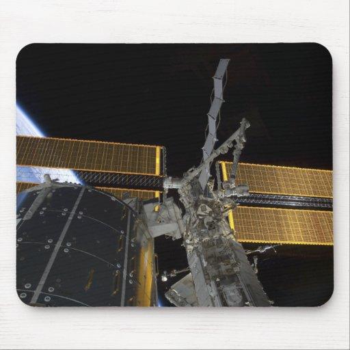La estación espacial internacional 2 alfombrilla de ratón