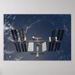La estación espacial internacional 4 póster