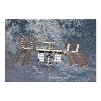 La estación espacial internacional 9 cojinete