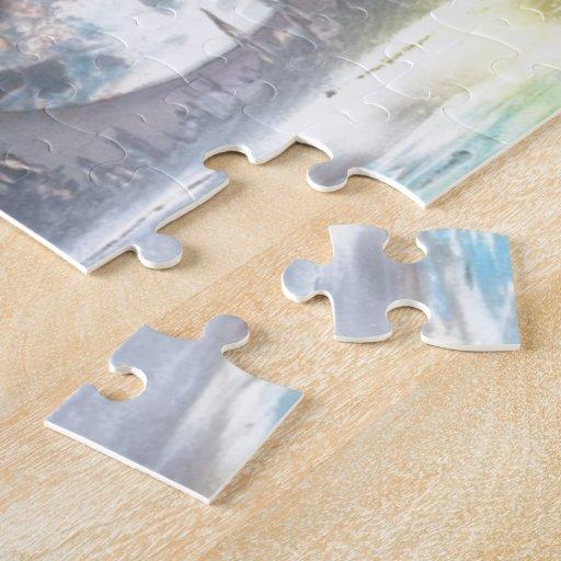La estación espacial puzzles con fotos