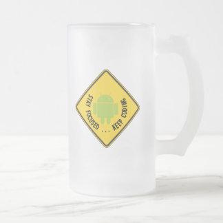 La estancia enfocada… guarda el cifrar de la taza de cristal