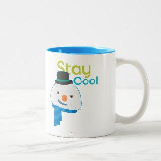 La estancia fría refresca 2 tazas
