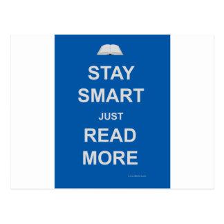 La estancia Smart leyó más Tarjetas Postales