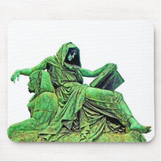 La estatua de Bismarck Berlín sibila leyó la e Alfombrilla De Ratón