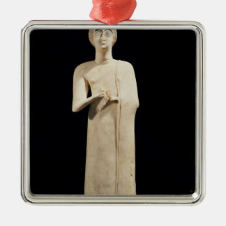 La estatua de la gran diosa, de dice Asmar Adorno De Navidad