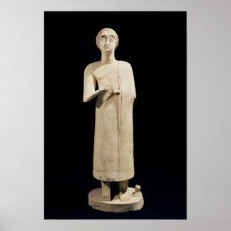 La estatua de la gran diosa, de dice Asmar Posters