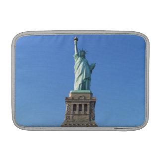 La estatua de la libertad fundas macbook air