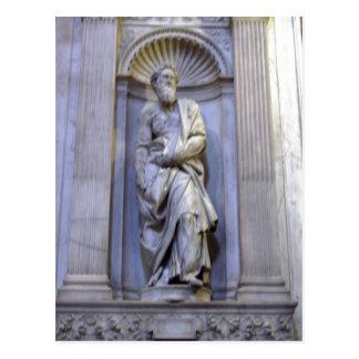 La estatua sumaria de San Pedro expiró th del inst Postal