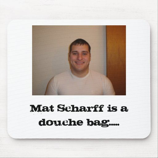 La estera Scharff es un mousepad de la ducha… Alfombrillas De Ratón