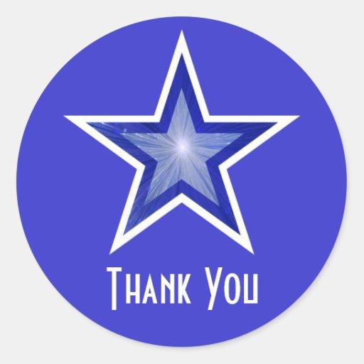 """La estrella azul marino """"le agradece"""" redondea el"""