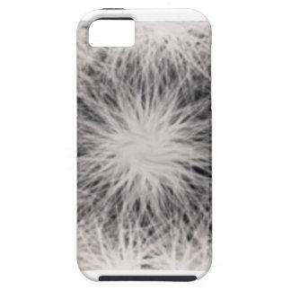La estrella blanca estalló el caso universal del funda para iPhone SE/5/5s
