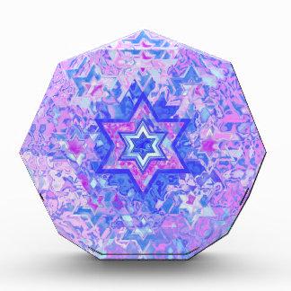 La estrella de David… en el mármol
