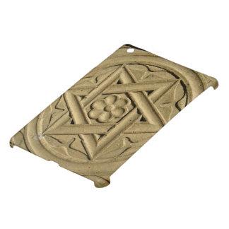 La estrella de David grabó en la piedra - judaísmo