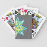 La estrella de Morgan Baraja Cartas De Poker