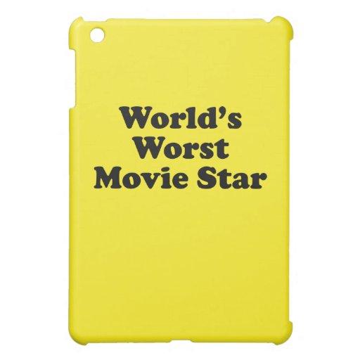 La estrella del cine peor del mundo