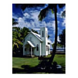 """La estrella del """""""" del mar pintó la iglesia del """""""" tarjetas postales"""