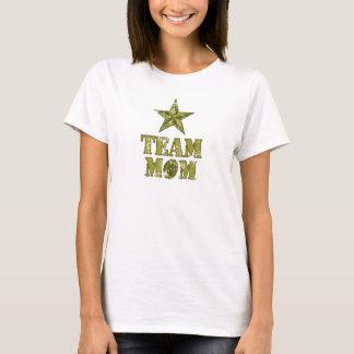 La estrella del general del fútbol de la mamá del playera