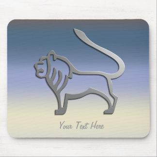 La estrella del león del zodiaco de Leo firma aden Tapete De Raton
