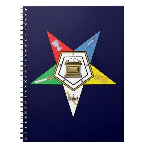 La estrella del OES Libro De Apuntes