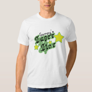 La estrella estupenda de Gampy Playera
