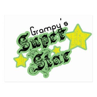 La estrella estupenda de Grampy Postal