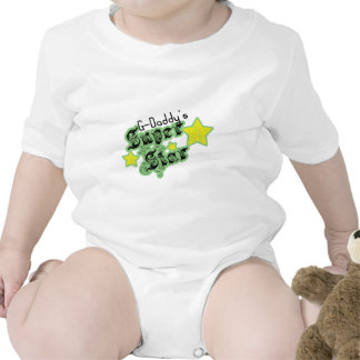 La estrella estupenda de los G-Papás Traje De Bebé