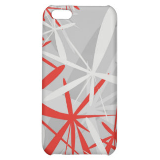 La estrella florece la caja del iPhone 4