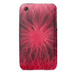 La estrella roja estalló el caso universal del amb iPhone 3 protector