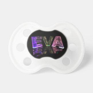 La Eva conocida en 3D se enciende (la fotografía) Chupete