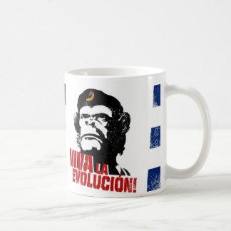 ¡La Evolucion de Viva! [Evolución] Taza De Café