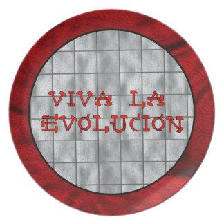 La Evolucion de Viva Plato De Cena