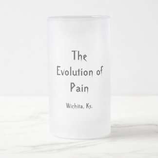 La evolución del dolor, Wichita, Ks. Tazas De Café