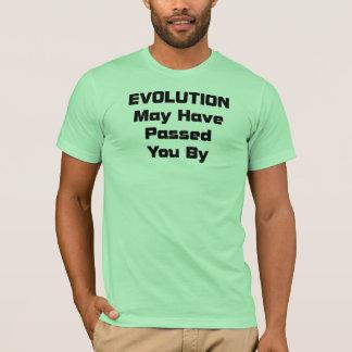 La evolución pudo haber pasadole cerca playera